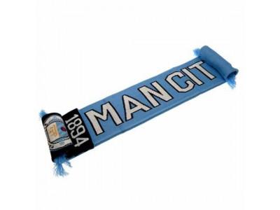 Manchester City halstørklæde - Scarf NR