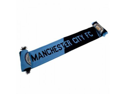Manchester City halstørklæde - Scarf VT