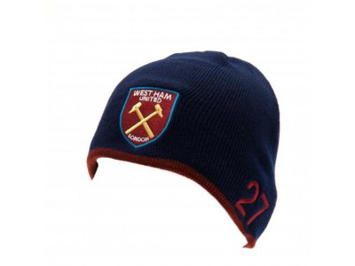 West Ham strikhue - Knitted Hat Payet