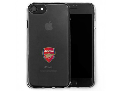 Arsenal etui - iPhone 7 / 8 TPU Case