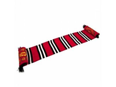 Manchester United halstørklæde - MUFC Stripe Scarf