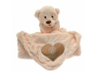 Manchester City - Baby Comforter Hugs