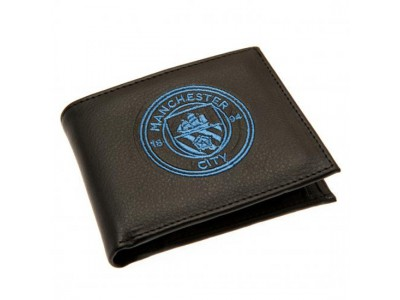 Manchester City pung - Embroidered Wallet
