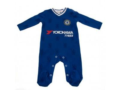 Chelsea FC Sleepsuit 12/18 Months LN