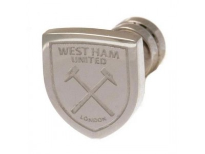 West Ham ørering - Cut Out Stud Earring