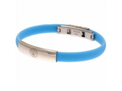 Manchester City armbånd - Colour Silicone Bracelet