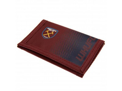 West Ham pung - FC Nylon Wallet