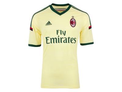 AC Milan 3. trøje 2014/15 - børn - fra adidas