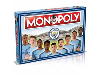 Manchester City FC Edition Monopoly