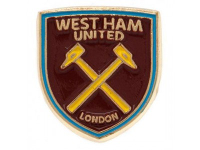 West Ham United mærke - Badge