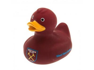 West Ham United gummiand - Bath Time Duck