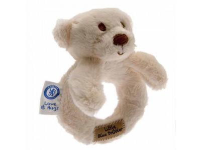 Chelsea rasledukke - Baby Rattle Hugs
