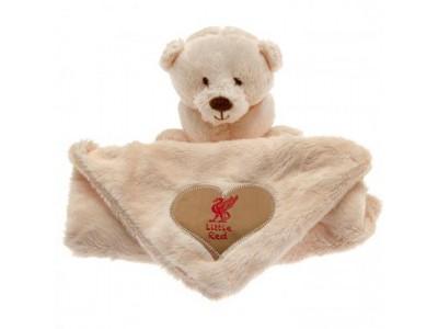 Liverpool FC Baby Comforter Hugs