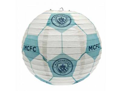 Manchester City papir - Paper Light Shade