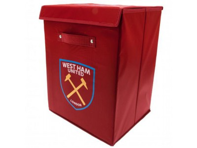 West Ham United boks - WHFC Storage Box