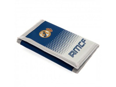 Real Madrid pung - Nylon Wallet