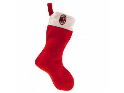 AC Milan julesok - Supersoft Christmas Stocking
