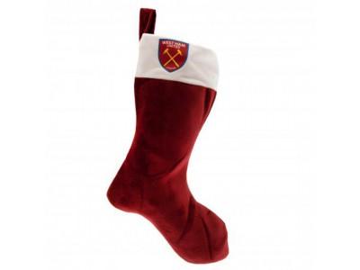 West Ham United strømper - WHFC Supersoft Christmas Stocking