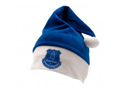 Everton julemands hat - EFC Supersoft Santa Hat