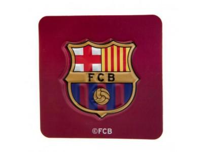 FC Barcelona køleskabsmagnet - Fridge Magnet SQ