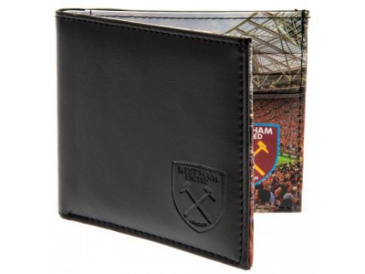 West Ham pung - Panoramic Wallet