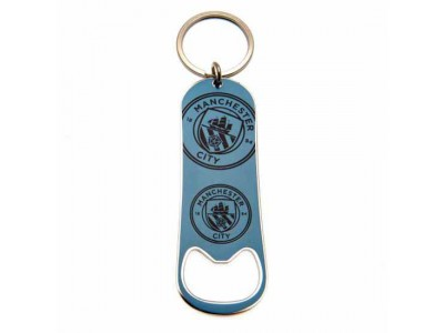 Manchester City FC Bottle Opener Keychain