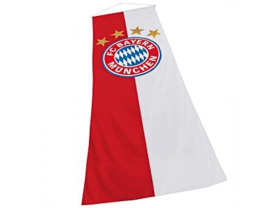 FC Bayern Munchen flag - FCB Banner Flag Logo