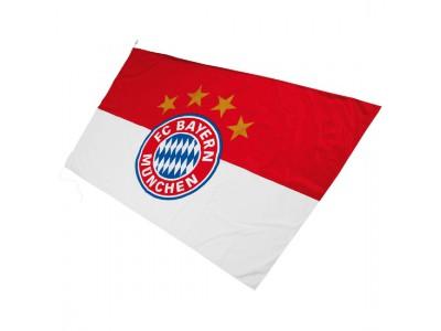 FC Bayern Munchen flag - Hoisting Flag Logo