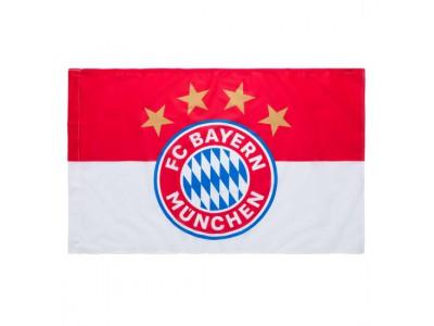 FC Bayern Munchen flag - FCB Flag Logo 90x60 cm
