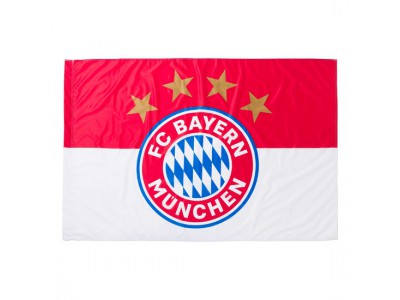 FC Bayern Munchen flag - FCB Flag Logo 150x100 cm