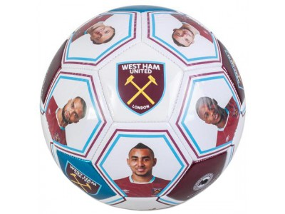 West Ham fodbold - Photo Signature Football