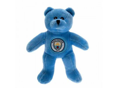 Manchester City mini bjørn - Mini Bear SB