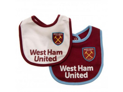 West Ham hagesmæk - 2 Pack Bibs