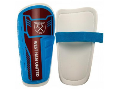 West Ham United benskinner - WHFC Shin Pads Youths - 10-12 år