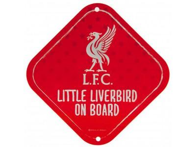 Liverpool FC skilt - Little Dribbler