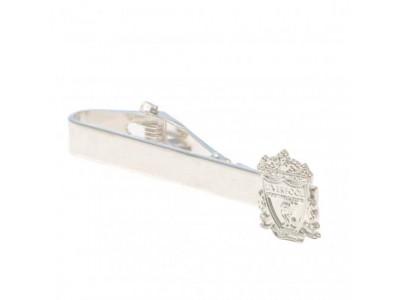 Liverpool FC slipsenål - Silver Plated Tie Slide
