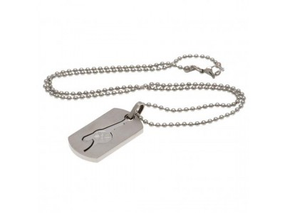 Arsenal hundesnor - AFC Dog Tag & Chain CO GN