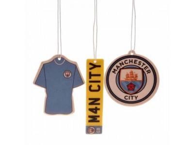 Manchester City luftfrisker - 3pk Air Freshener