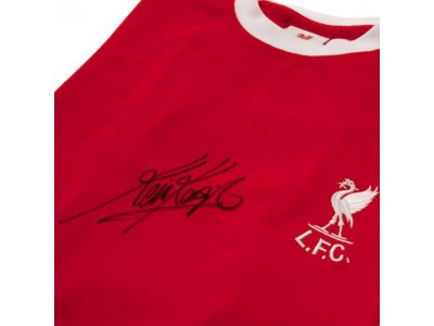 Liverpool FC Keegan Signed Shirt