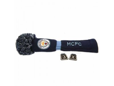 Manchester City - Headcover Pompom (Fairway)