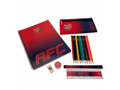 Arsenal skrivesæt - Ultimate Stationery Set FD