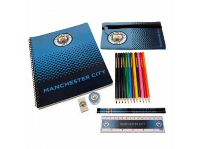Manchester City FC Ultimate Stationery Set FD