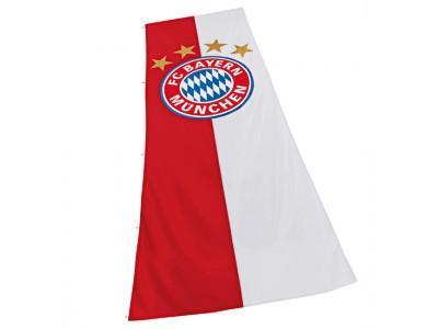 FC Bayern Munchen flag - FCB Hoisting Flag Logo