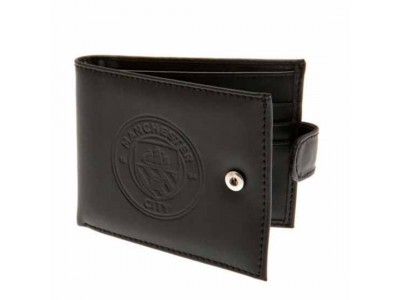 Manchester City pung - RFID Anti Fraud Wallet
