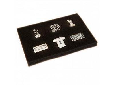 Tottenham badge sæt - 6 Piece Badge Set