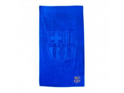 FC Barcelona håndklæde - Embroidered Towel