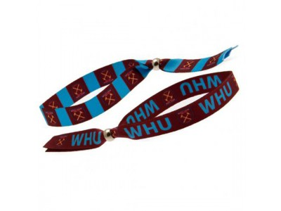 West Ham armbånd - Festival Wristbands