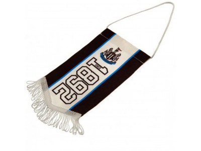 Newcastle United mini vimpel - NUFC Mini Pennant SN