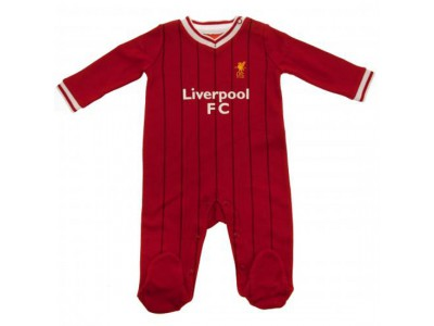Liverpool sovedragt - LFC Sleepsuit 9/12 Months PS