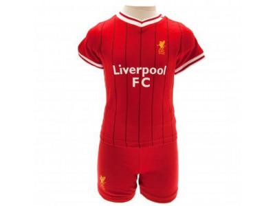 Liverpool sæt - LFC Shirt & Short Set 6/9 Months PS